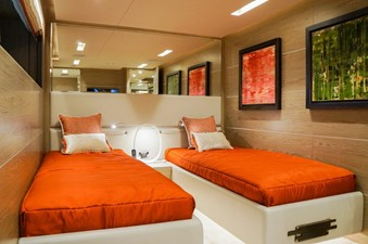 Stbd Twin Guest Stateroom