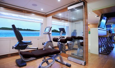 EP150 (New Boat Spec) 37 Gym