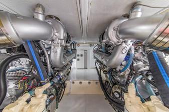 Penade 32 Engine Room