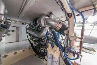 Penade 34 Engine Room