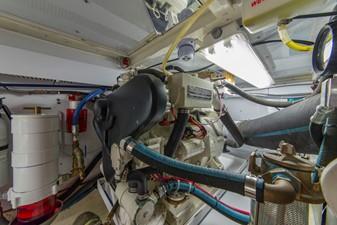 Penade 38 Engine Room