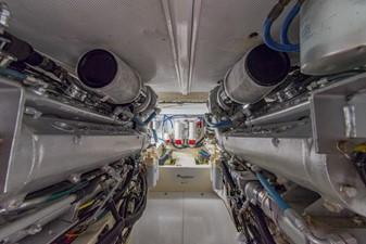 Penade 37 Engine Room
