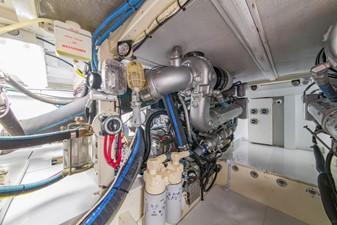 Penade 33 Engine Room