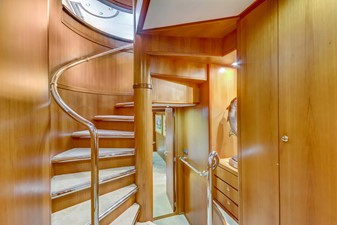 GUSTO 14 Stairwell to Guest Accommodations