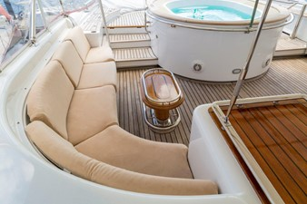Starboard Side Flybridge