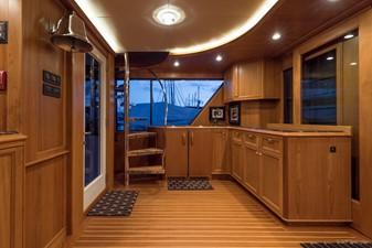 Sun Lounge Aft Deck