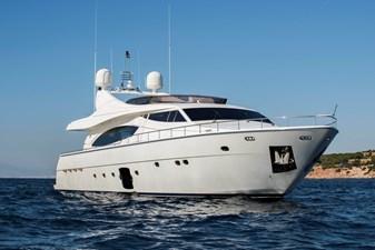 DAY OFF 1 DAY OFF 2006 FERRETTI YACHTS 881 Motor Yacht Yacht MLS #245388 1