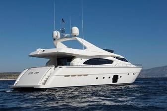 DAY OFF 2 DAY OFF 2006 FERRETTI YACHTS 881 Motor Yacht Yacht MLS #245388 2