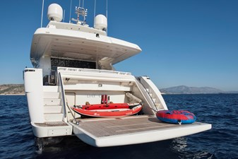DAY OFF 3 DAY OFF 2006 FERRETTI YACHTS 881 Motor Yacht Yacht MLS #245388 3