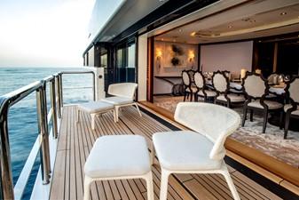 ASTRID CONROY 12 Dining Room balcony