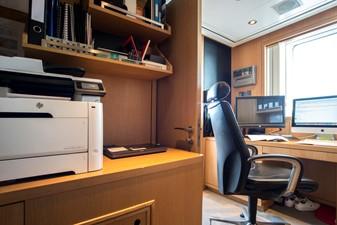 ASTRID CONROY 37 Captain office