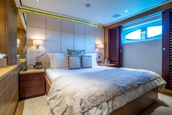 ASTRID CONROY 43 Guest cabin 2