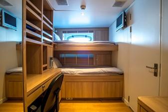 ASTRID CONROY 47 Crew cabin