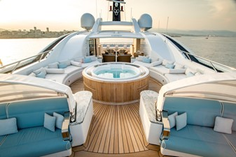 ASTRID CONROY 54 Sundeck overview