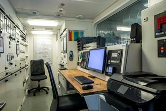 ASTRID CONROY 61 Control Room