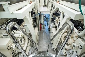 ASTRID CONROY 63 Engines