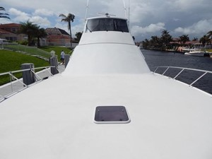 One More Time 3 Foredeck