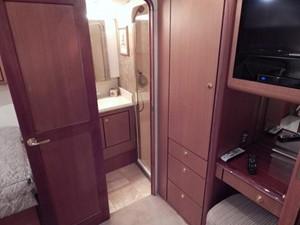 One More Time 26 Port Side Berths-Entertainment, Desk, En Suite Head w/ Shower