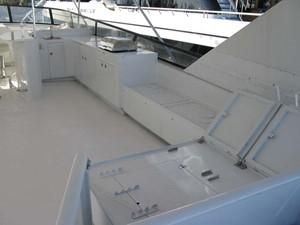 Flybridge to Starboard