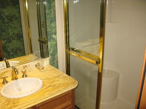 Guest Stateroom Shower