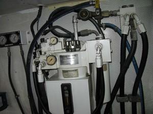 True North 60 Engine Room