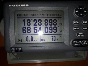 True North 45 Furuno Radar