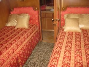 True North 18 Aft Guest Suite
