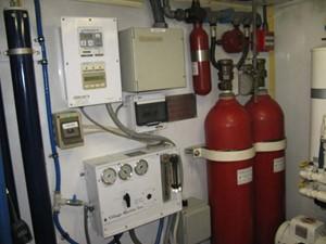 True North 57 Engine Room