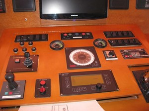 Main Helm Console
