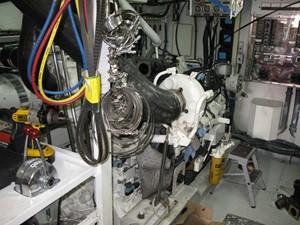 True North 62 Starboard Engine