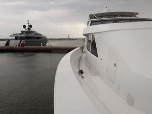 True North 54 Starboard Sidedeck