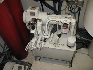True North 58 Engine Room
