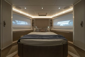 Monte Carlo Yachts MCY 76 35 10_MCY 76_VIP Cabin