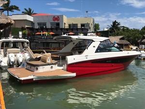 2018 Sea Ray 400 SLX @ Cancun 7 2018 Sea Ray 400 SLX @ Cancun 2018 SEA RAY 400 SLX Cruising Yacht Yacht MLS #247583 7