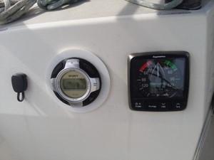 Port side cockpit bulkhead