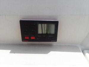 ST7000 autopilot control