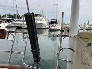 Navtec Hydraulic backstay adjuster