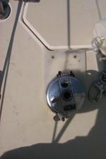 Manual anchor windlass