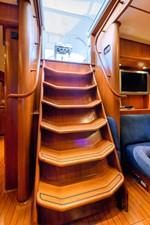 CRYSTAL 4 CRYSTAL 1991 JONGERT  Cruising/Racing Sailboat Yacht MLS #247921 4