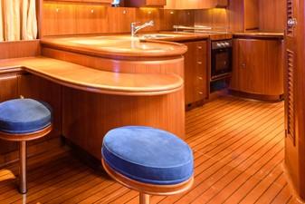 CRYSTAL 5 CRYSTAL 1991 JONGERT  Cruising/Racing Sailboat Yacht MLS #247921 5