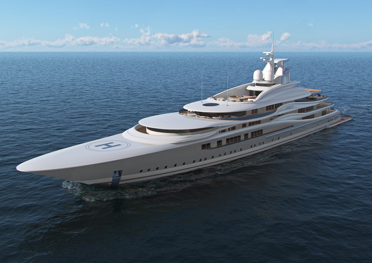 Project Odin yacht for sale
