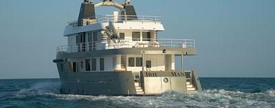 OCEAN KING 88 8 Stern (Sistership)
