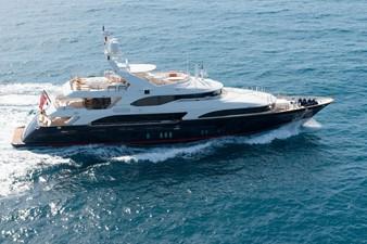 BLUE VISION  1 BLUE VISION  2007 BENETTI  Motor Yacht Yacht MLS #245280 1