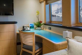 Owner's Stateroom Desk