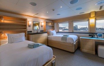 Twin Stateroom To Starboard