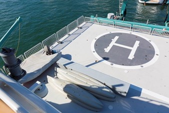 Helicopter Deck
