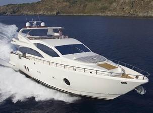ORA O MAI PIU 0 85' Aicon Motor Yacht ORA O MAI PIU