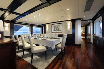 dining main deck