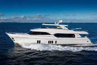 100 Ocean Alexander Open Bridge Model Spec 238492
