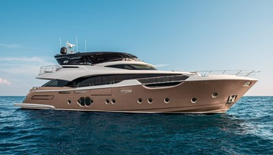Monte Carlo Yachts MCY 96 0  New 2019 Monte Carlo Yachts MCY 96 for sale - SYS Yacht Sales